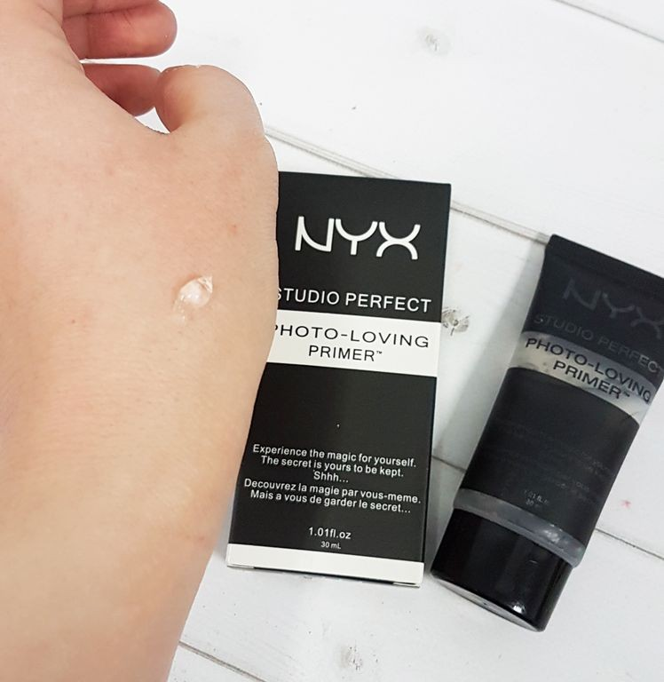 Основа под макияж NYX Studio Perfect Photo Loving Primer 30