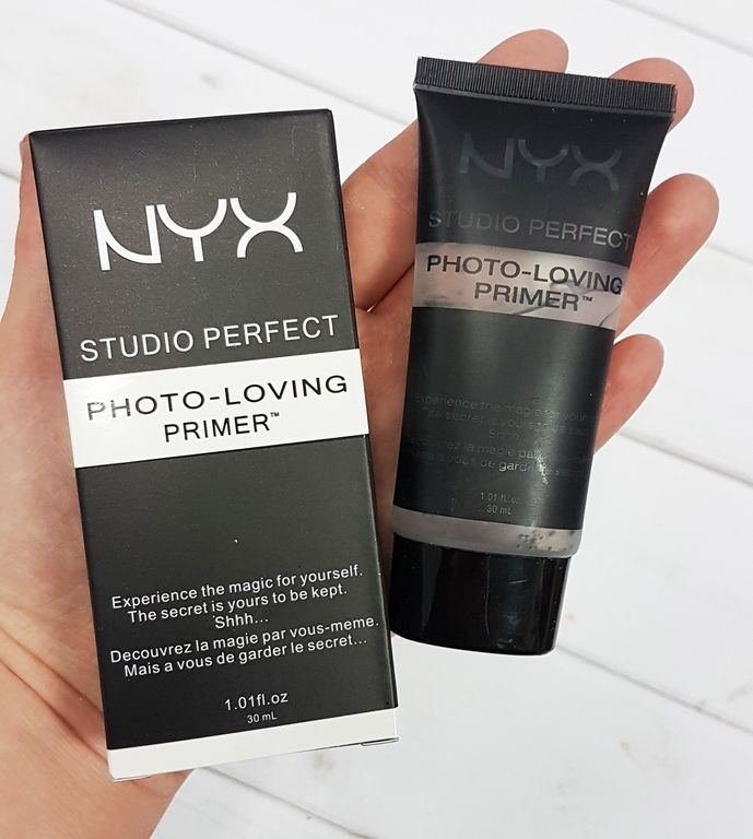 Основа под макияж NYX Studio Perfect Photo Loving Primer 30 ml