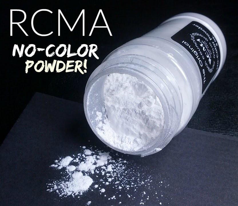 Пудра RCMA No-Color Powder