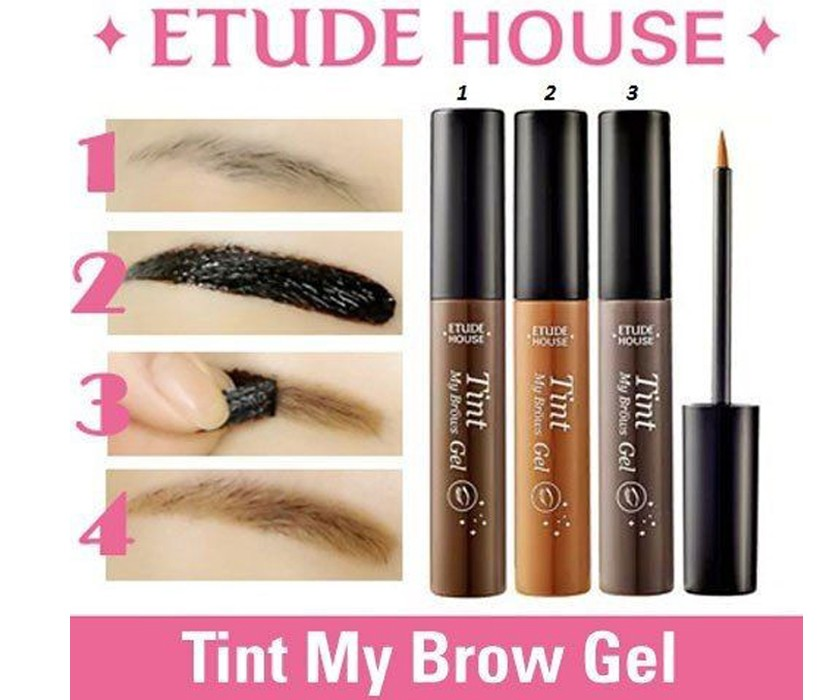 Тинт-пленка для бровей Etude House Tint My Brows Gel