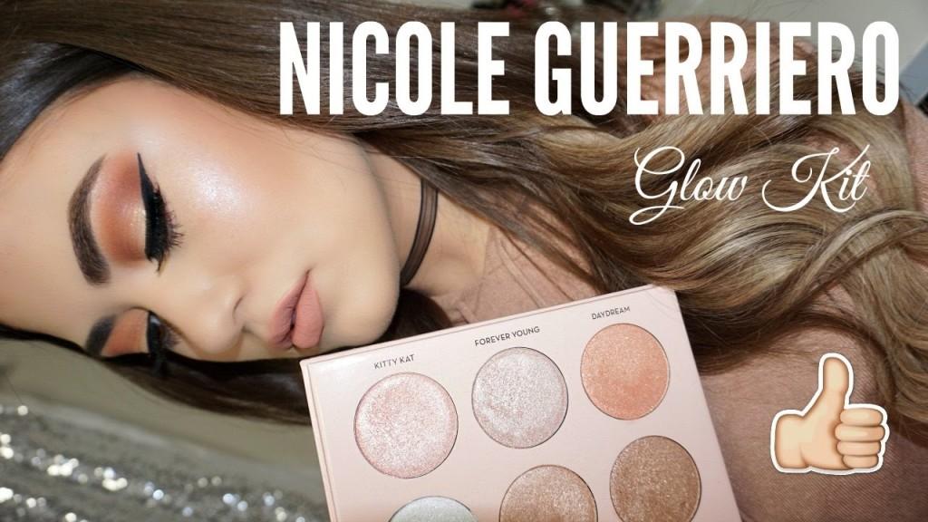 Палетка хайлайтеров Anastasia Beverly Hills Nicole Guerriero Glow Kit