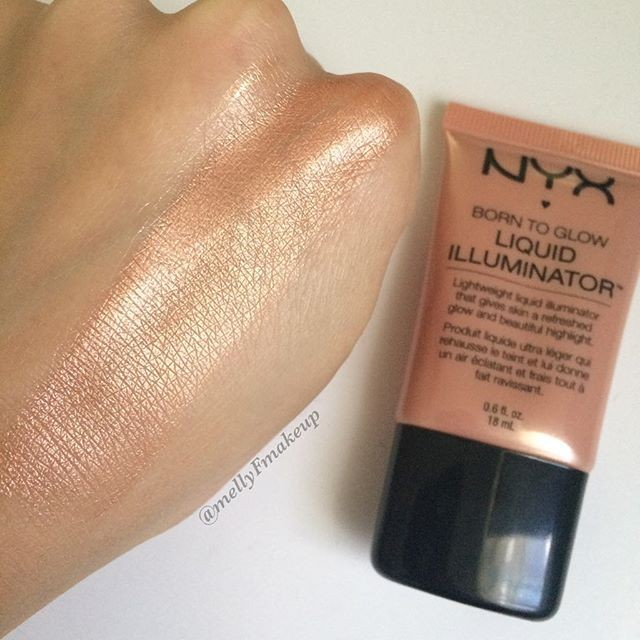 Люминайзер Nyx Born to glow LIQUID ILLUMINATOR