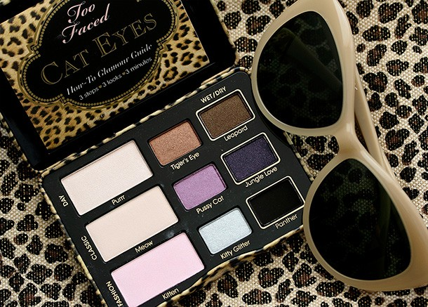 Палетка теней TOO FACED Cat Eyes