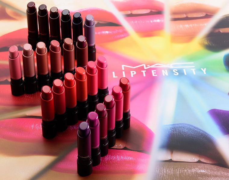 Помада МАС Liptensity Lipstick