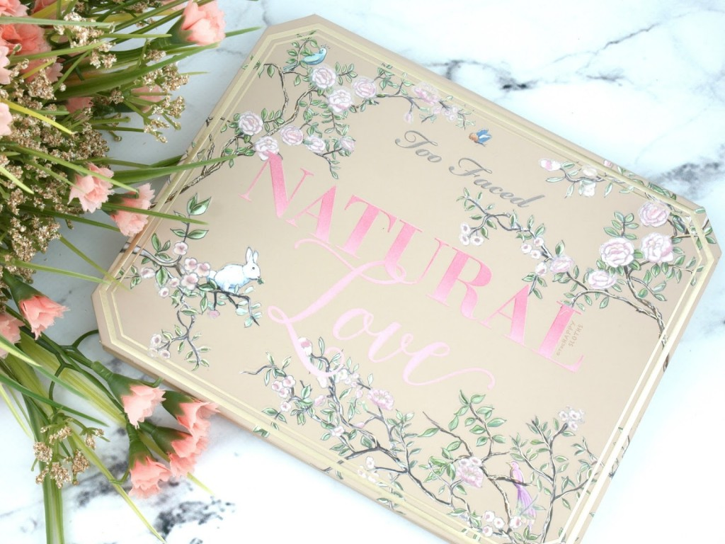 Палетка Too Faced Natural Love