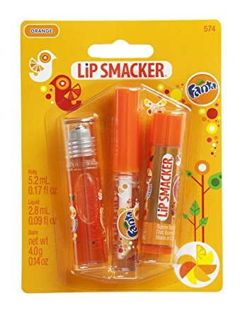 Набор Lip Smacker Fanta Orange Lip Set