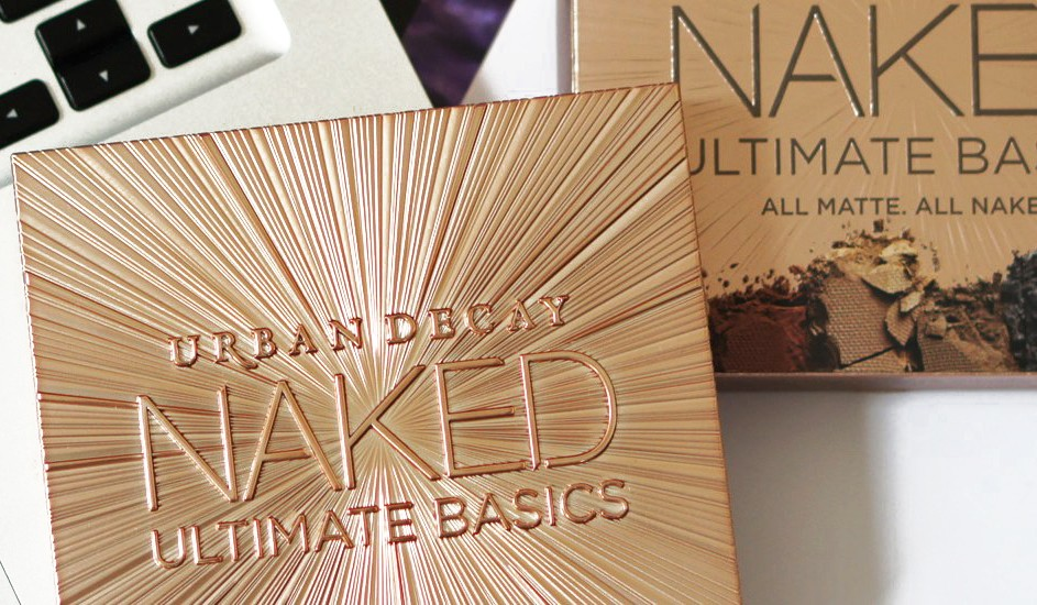 Палетка матовых теней NAKED ULTIMATE BASICS