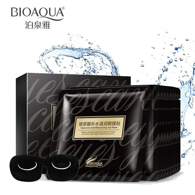 Набор масок для глаз 10 шт. Bioaqua
