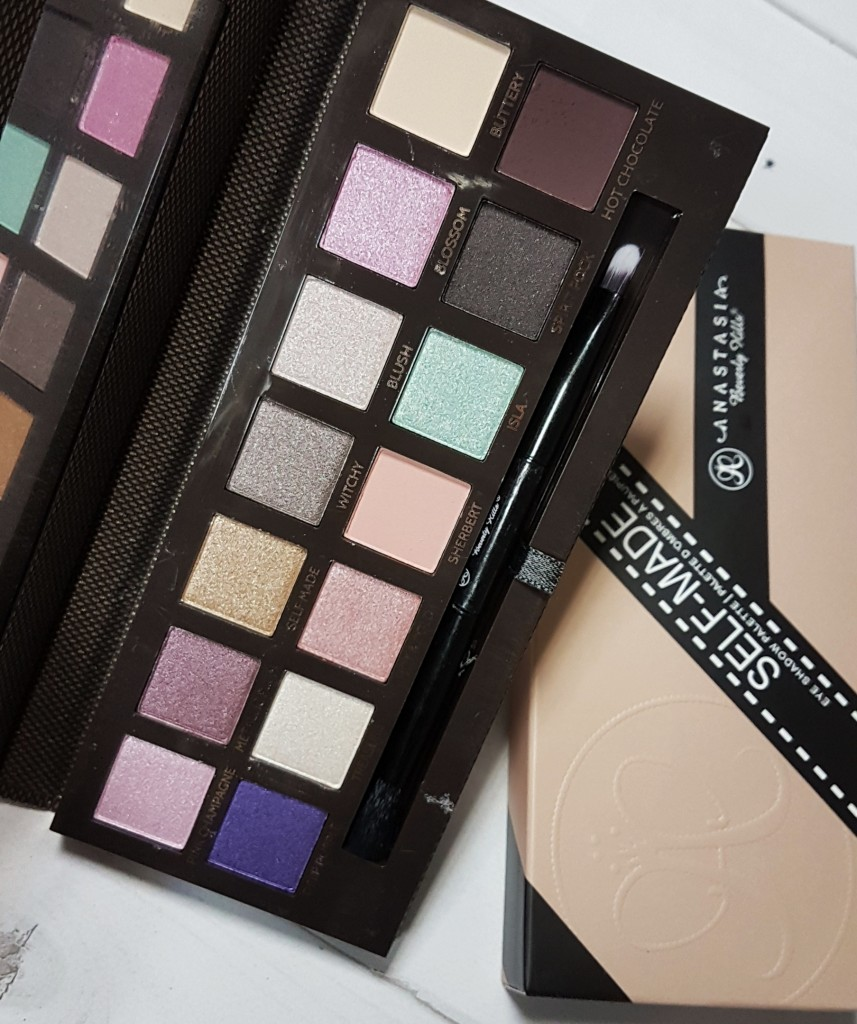Тени для век Anastasia Beverly Hills Self Made Eye Shadow Palette