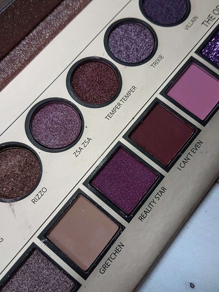 Палитра для глаз TOO FACED Then & Now Eyeshadow Palette