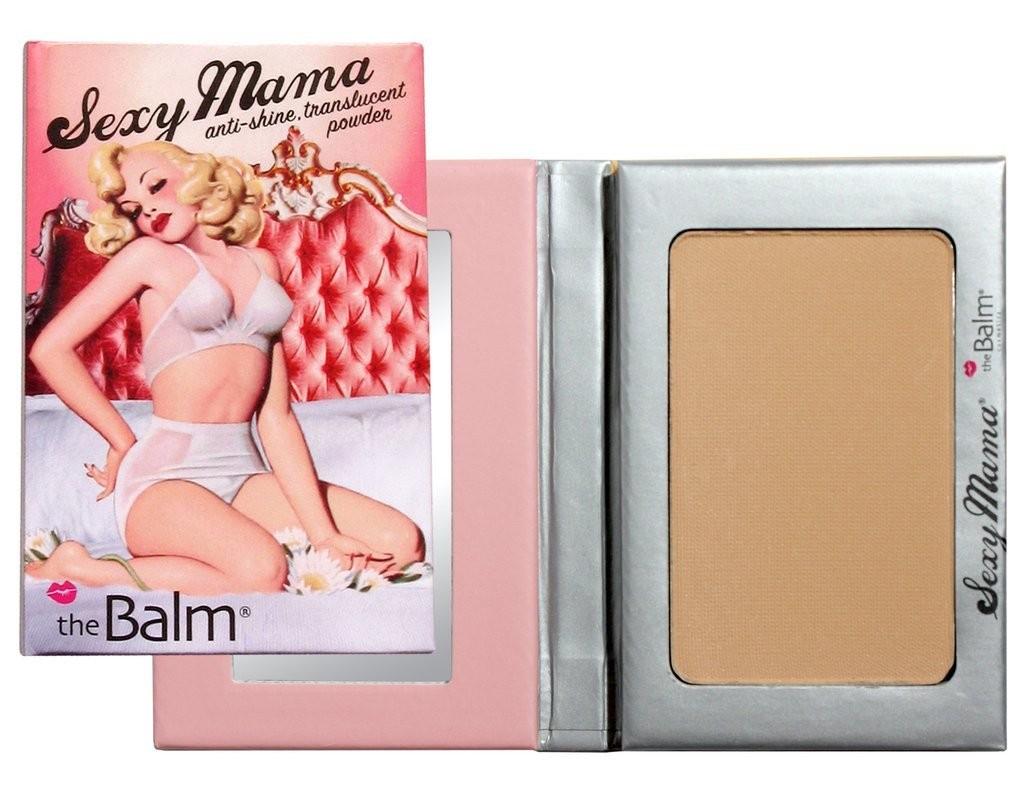 Пудра-румяна The balm цвет Sexy mama