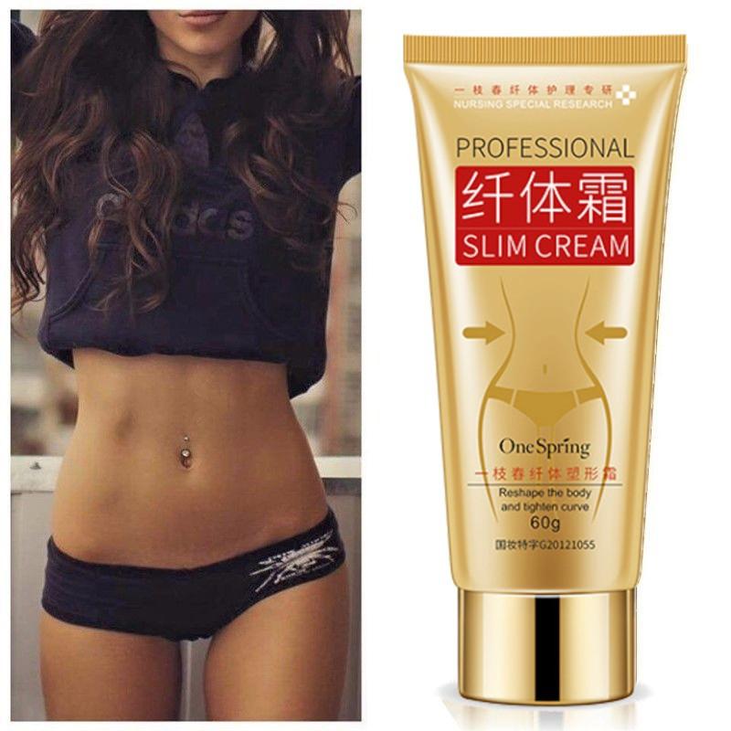 Крем для моделирования фигуры One Spring Professional Slim Cream