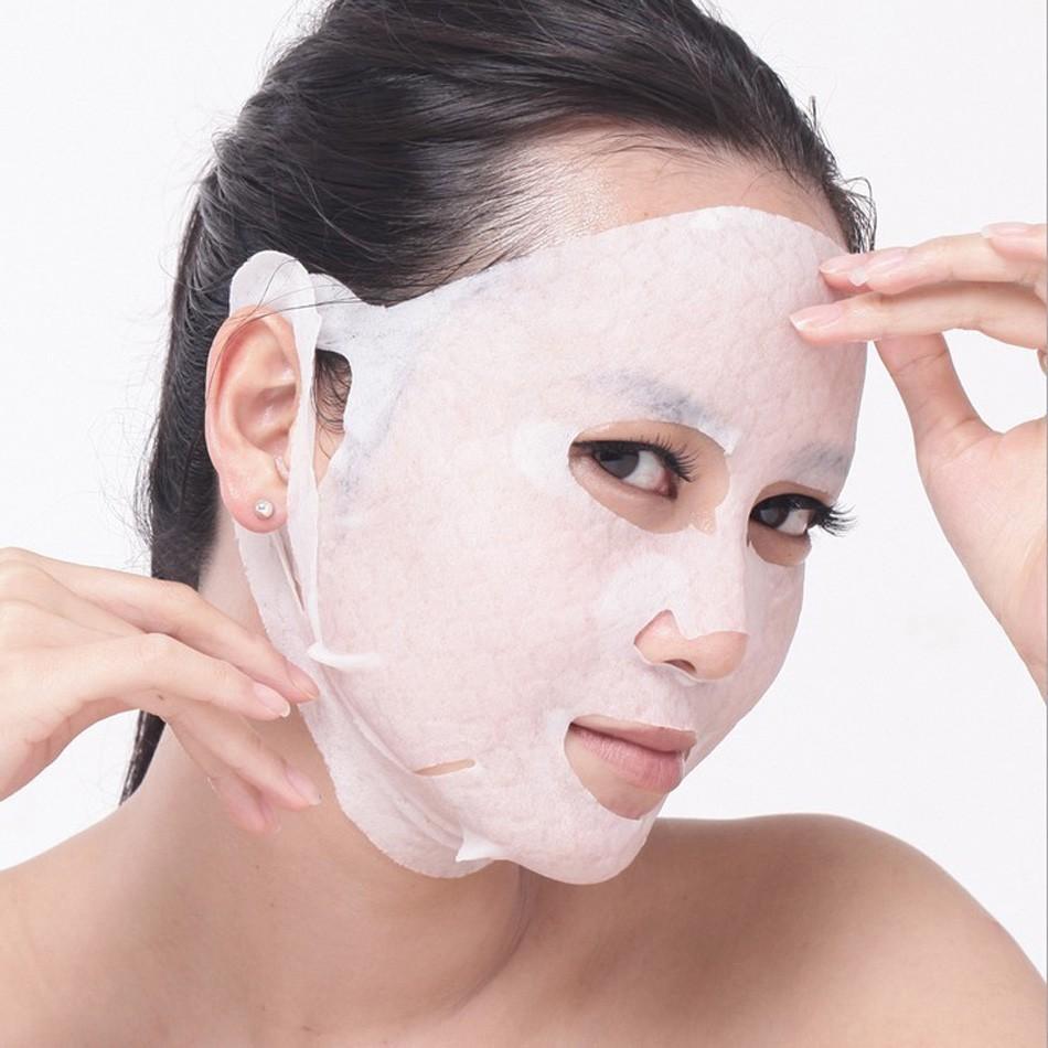 Подтягивающая лифтинг-маска BIOAQUA V-SHAPED