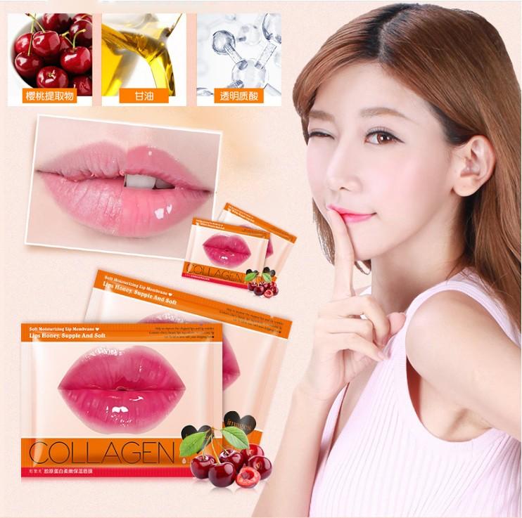 Маска для губ с коллагеном Images Collagen Soft Lip Membrane