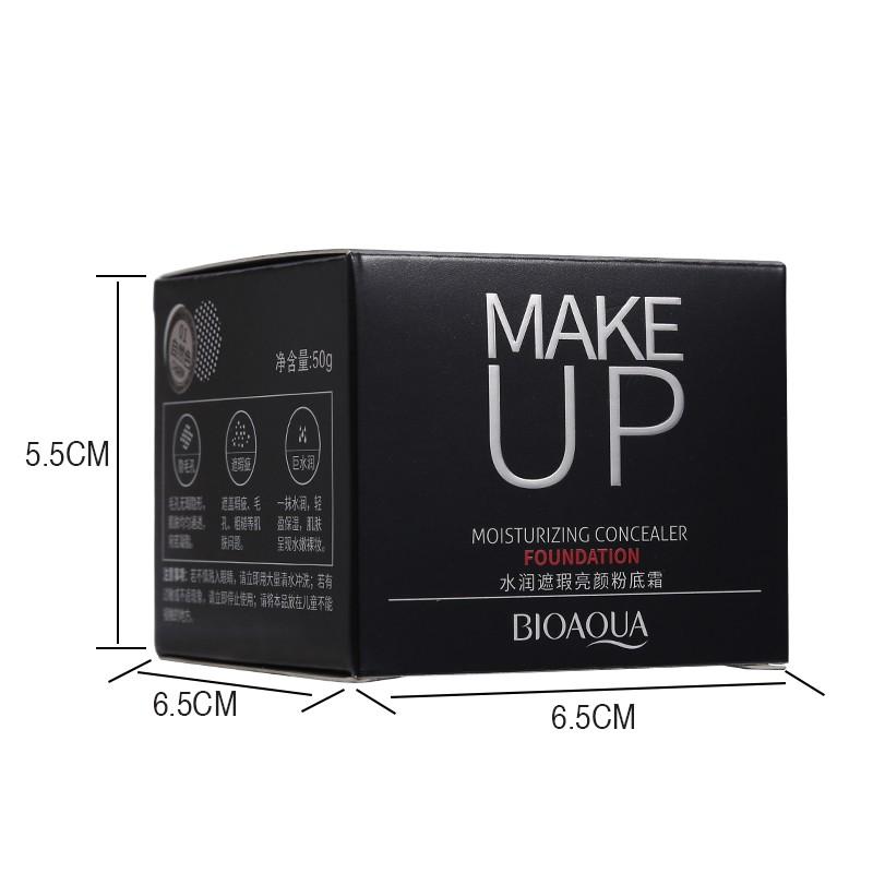 Корректирующий консилер-основа Bioaqua Makeup, большой объем 50 гр.