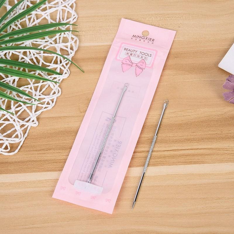 Косметическая игла с петлей для чистки лица (в мягкой упаковке)