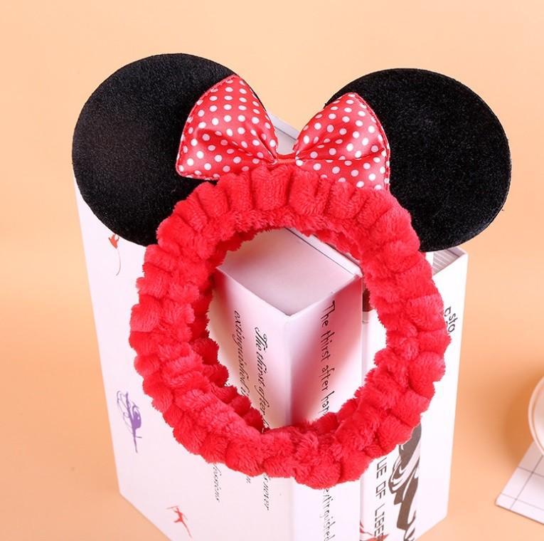 Повязка косметическая Minnie Mouse