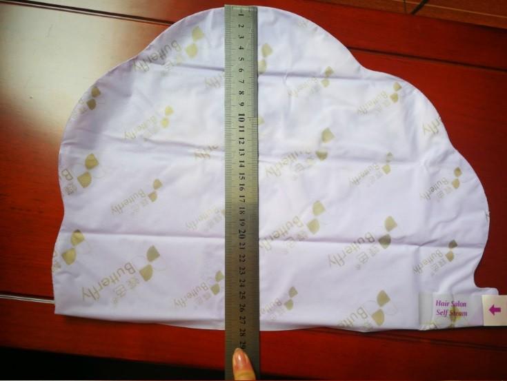 Маска-шапочка для волос быстрое 5-кратное восстановление Butterfly Steam Hair Mask