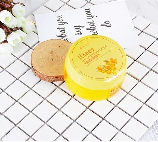 Тающее очищающее крем-масло для снятия косметики, с медом Honey Make up Remover, 120 гр.