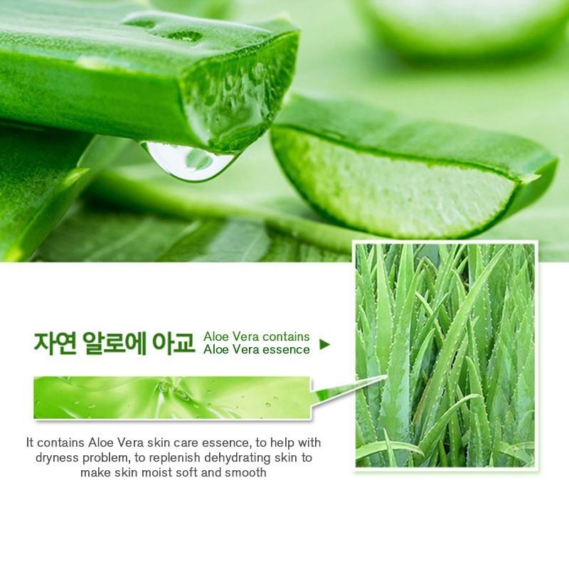 Гель с алоэ-вера для проблемной кожи лица ROREC Aloe Vera Solar Water Purifier Peuhor, 40 гр.