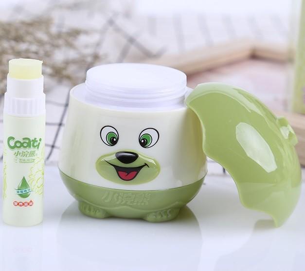 (Уценка замята коробочка) Набор крем для рук + бальзам для губ