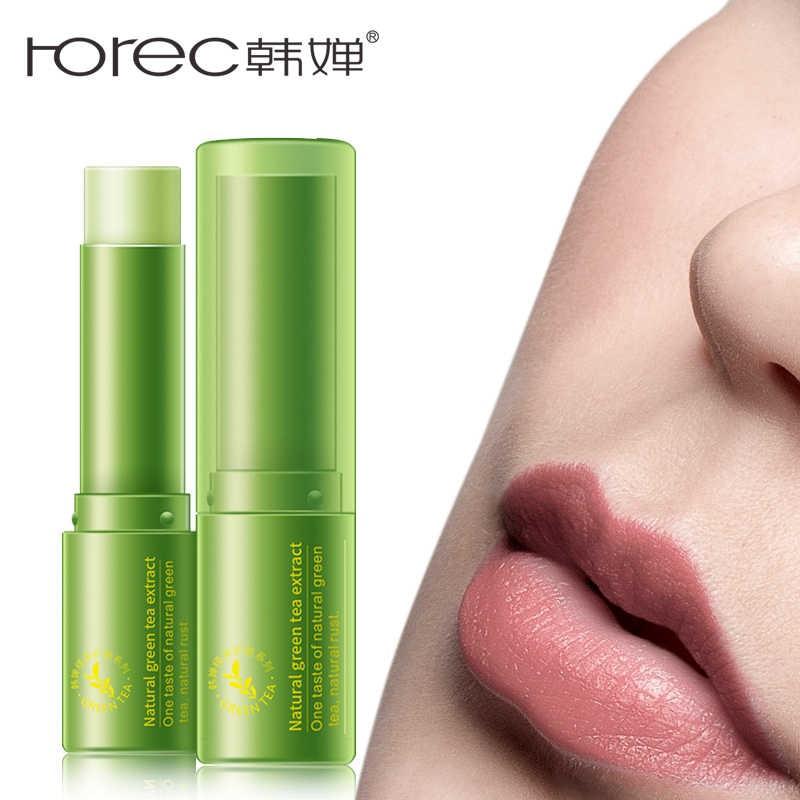 Бальзам для губ с экстрактом зеленого чая Rorec