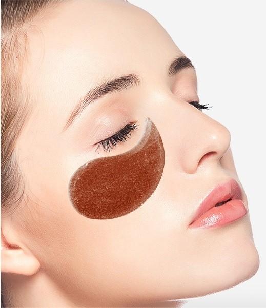 Гидрогелевые патчи для кожи вокруг глаз с экстрактом апельсина IMAGES Blood Orange Mask, 60 шт.