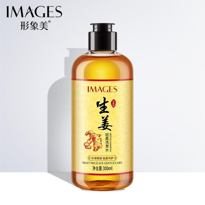 Питательный имбирный шампунь IMAGES Beauty Gentle Shampoo, 300 мл.