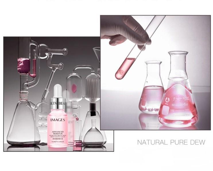 Увлажняющая сыворотка с розовой водой Images Advanced Moisture, 15 мл.
