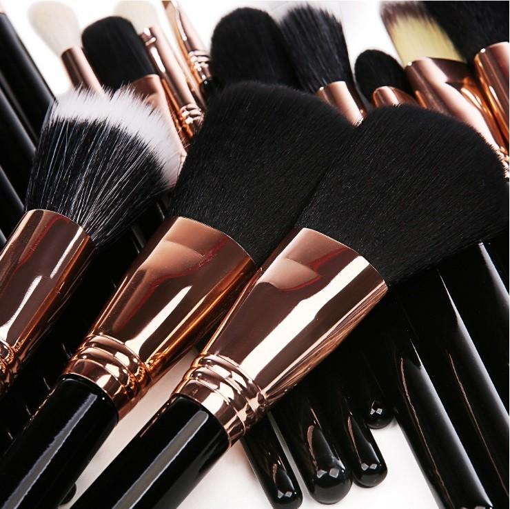 Набор кистей для макияжа с пеналом, 29 шт.