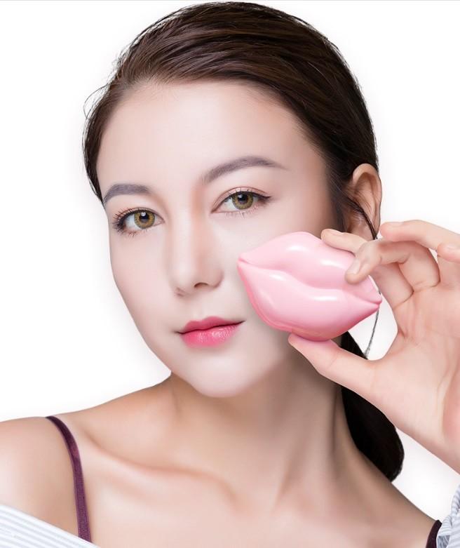 Маска для губ увлажняющая CAHNSAI MOISTURIZING Lip Mask, 9 гр.