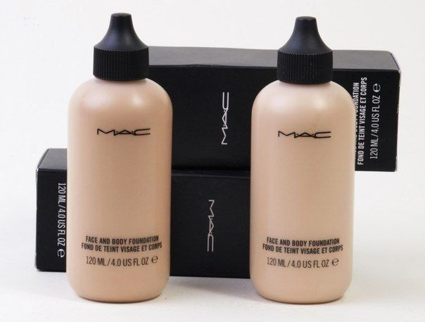 Тональная основа MAC Face and Body Foundation