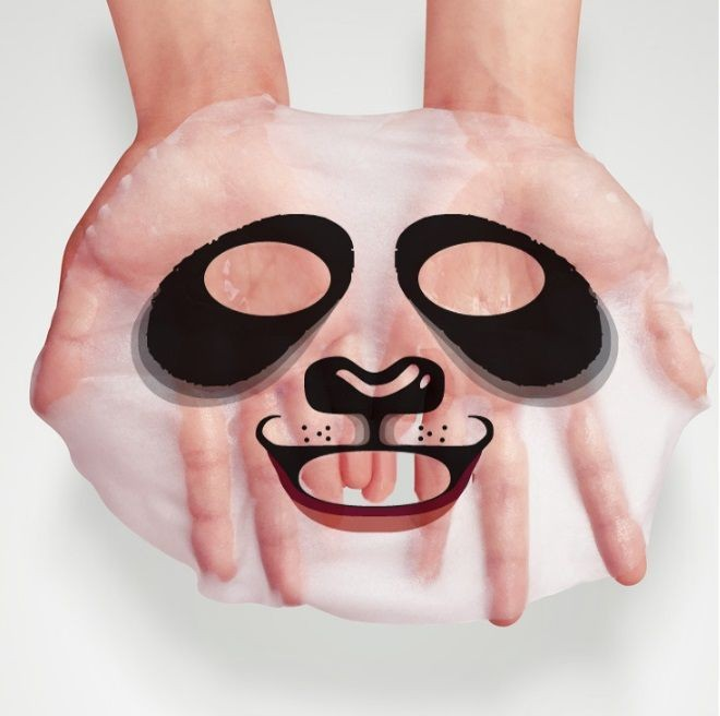 Маски для лица Animal mask