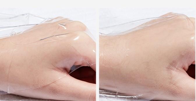 Гидрогелевая маска для лица JOMTAM Seaucysket Peptide Collagen