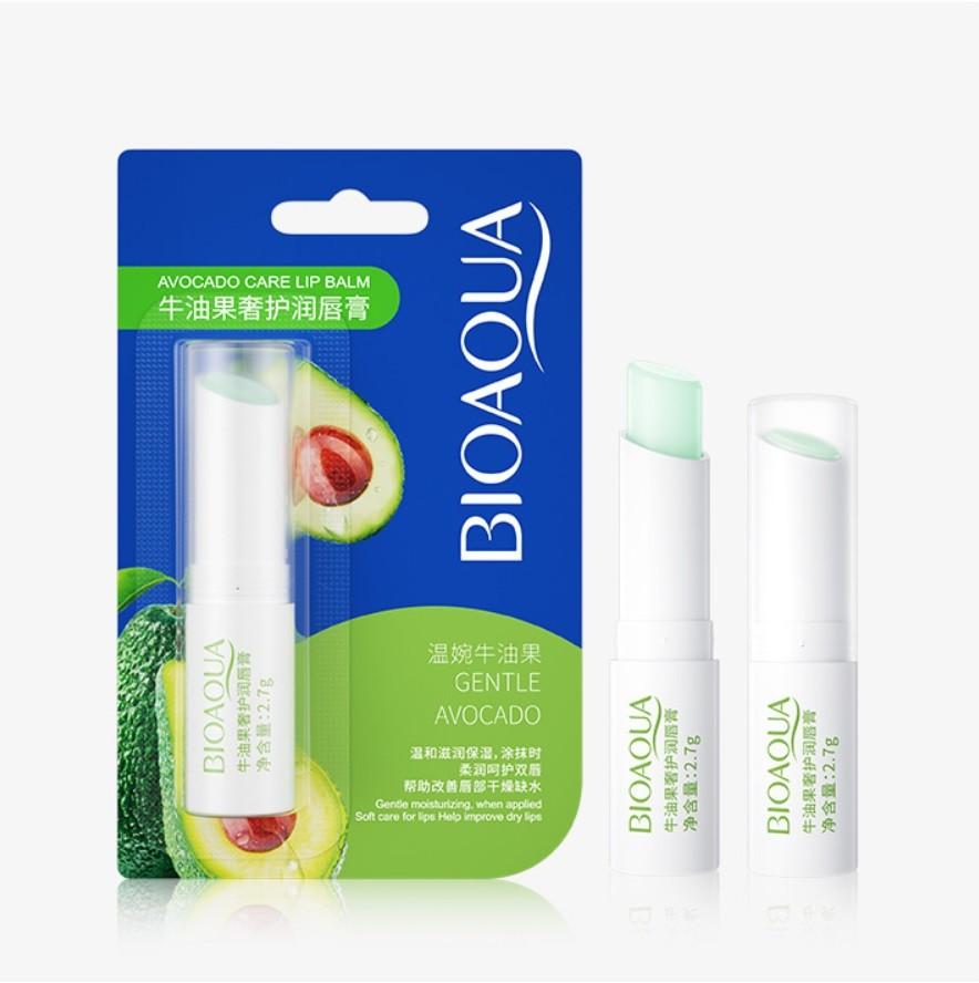 Бальзам для губ с авокадо Bioaqua Avocade Care Lip Balm, 2,7 гр.