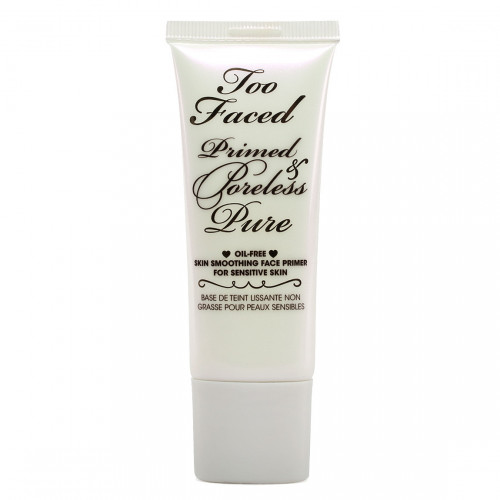 Праймер Too Faced PRIMED & PORELESS PURE PRIMER